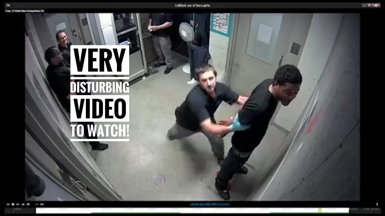 Video of man being beaten in Buffalo lockup released