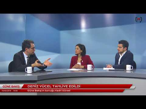 Güne Bakış (16 Şubat 2018): Kadri Gürsel Ile Tillerson'ın Ankara Ziyareti