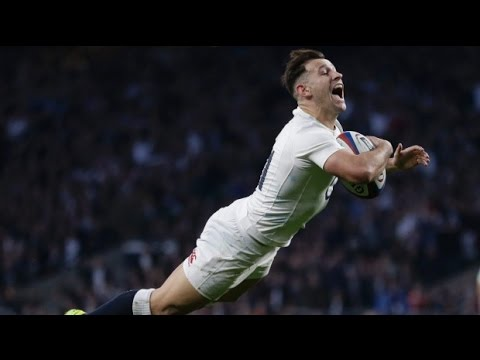 England Vs Scotland Six Nations 2017 Highlights