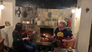 """Flogging Molly - """"Life Is Good"""" & """"Devil's Dance Floor"""" (Dave and Bridget Fireside Sessions)"""