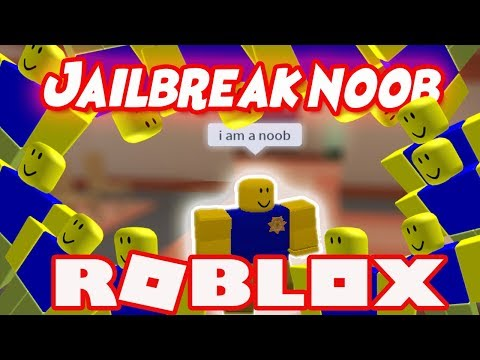 Roblox Jailbreak Noob Song Roblox Music Youtube