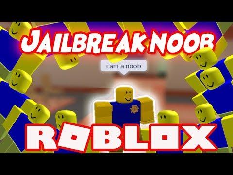 Roblox Jailbreak Noob song | Roblox Music
