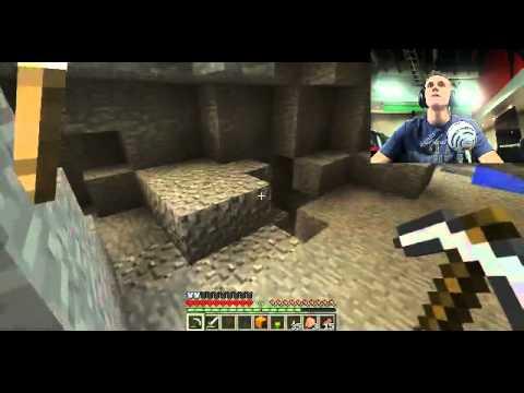Hardcore Minecraft  Live wSyndicate @ Machinima!