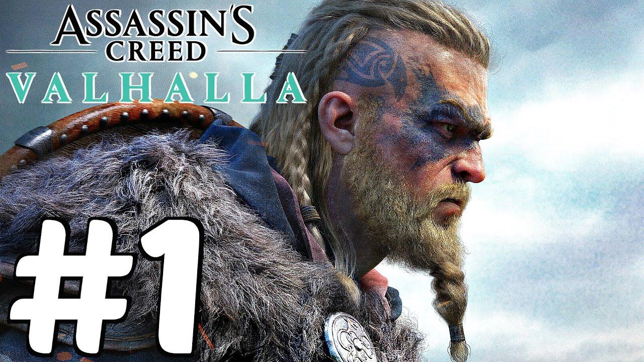 Assassin S Creed Valhalla Gameplay Walkthrough Part 1 Open