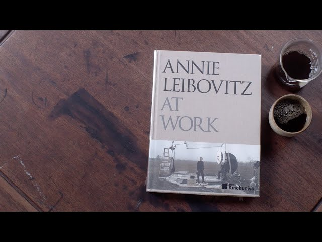 Empty Glass with ANNIE LEIBOVITZ | Annie Leibovitz at Work