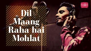Gambar cover Dil Maang Raha Hai - Ghost | Yasser Desai Sanjeev Darshan | Shivling Vadagave | Crowned Blue | Lyric