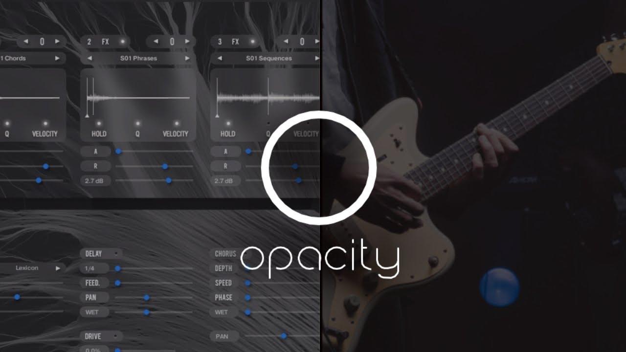 Audiomodern – v2.0 of the Opacity (KONTAKT) Free Download 2021
