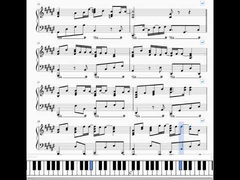 GARNET CROW】君という光【ピアノ】 - YouTube