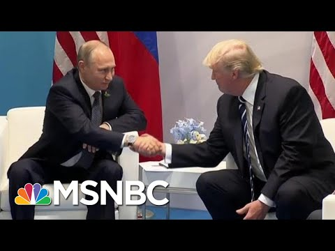 Is President Donald Trump Trying To Dismantle NATO & The European Union? | The Last Word | MSNBC