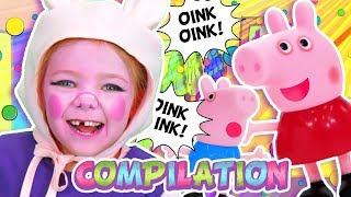 Peppa Pig Compilation | WigglePop