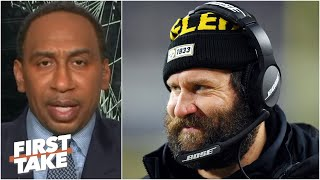 Stephen A. sees Big Ben as an all-time great | First Take