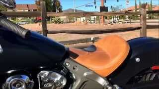 2015 Indian Scout Movie