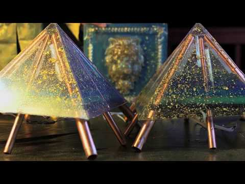 ~Creating Sacred Space and Pyramids to Protect and Accelerate your Consciousness~