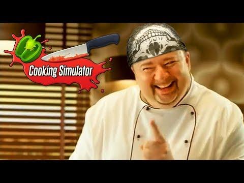 СИМУЛЯТОР ПОВАРА ► Cooking Simulator |1| Прохождение