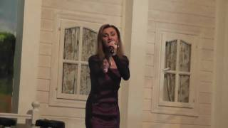 "Маргарита Холошина(Margarita Holoshina)""Can you stop the rain""(by Peabo Bryson)"