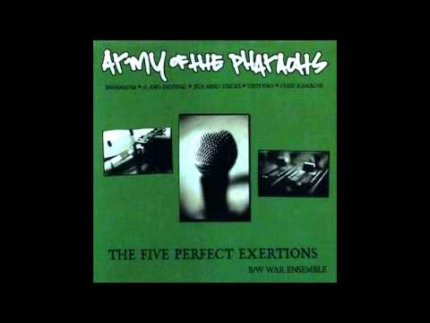 Army of Pharaohs The Five Perfect Exertions(Dirty)