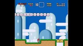 Super Mario World - Super Mario World Gameplay - User video