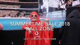 Summertime Ball Vlog 2018 - BALL ZONE - FRONT ROW for SHAWN MENDES, CHARLIE PUTH & MORE!