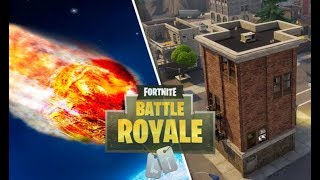 Tiltled Towers Destroyed + New Legendary Skins Fortnite Battle Royale !! Giveaway At 5k!!