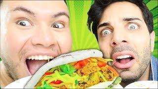 5 CRAZY Asia Burger Rezepte ft. Emrah
