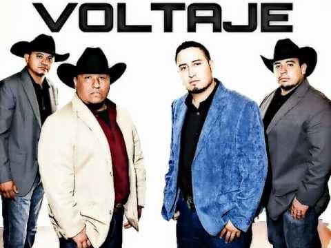 CUMBIA DE HOY - EL GRUPO VOLTAJE - TAL Y COMO ESTAS (JUST THE WAY YOU ARE)