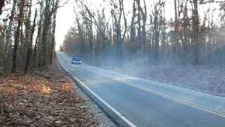 Another Short 1964 Chevy Truck Burnout!