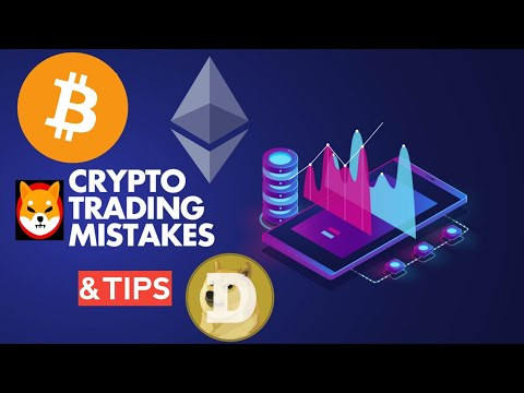 Cryptocurrency Trading Tips & Mistakes to Avoid | Crypto Investors