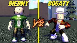BIEDNY VS BOGATY W ROBLOXIE!  I ROBLOX #192