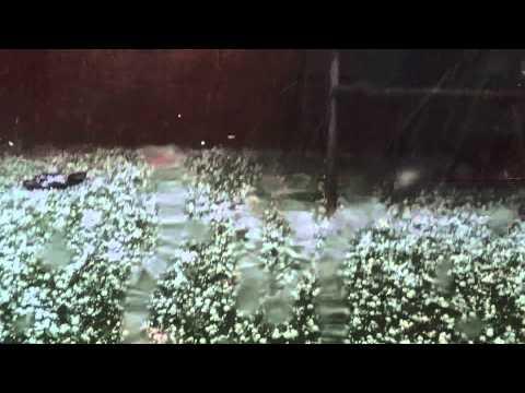 HUGE hailstorm in Pretoria, 28 Nov 2013