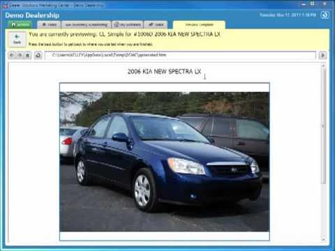 Dealer Solutions Craigslist Posting Tips For Car Dealers