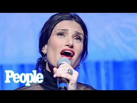 Why Idina Menzel's Son 'Hates' Frozen | People NOW | People