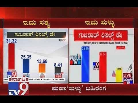 Irresponsible Kannada News Channel Telecasted Fake News: TV9 Lodges Complaint