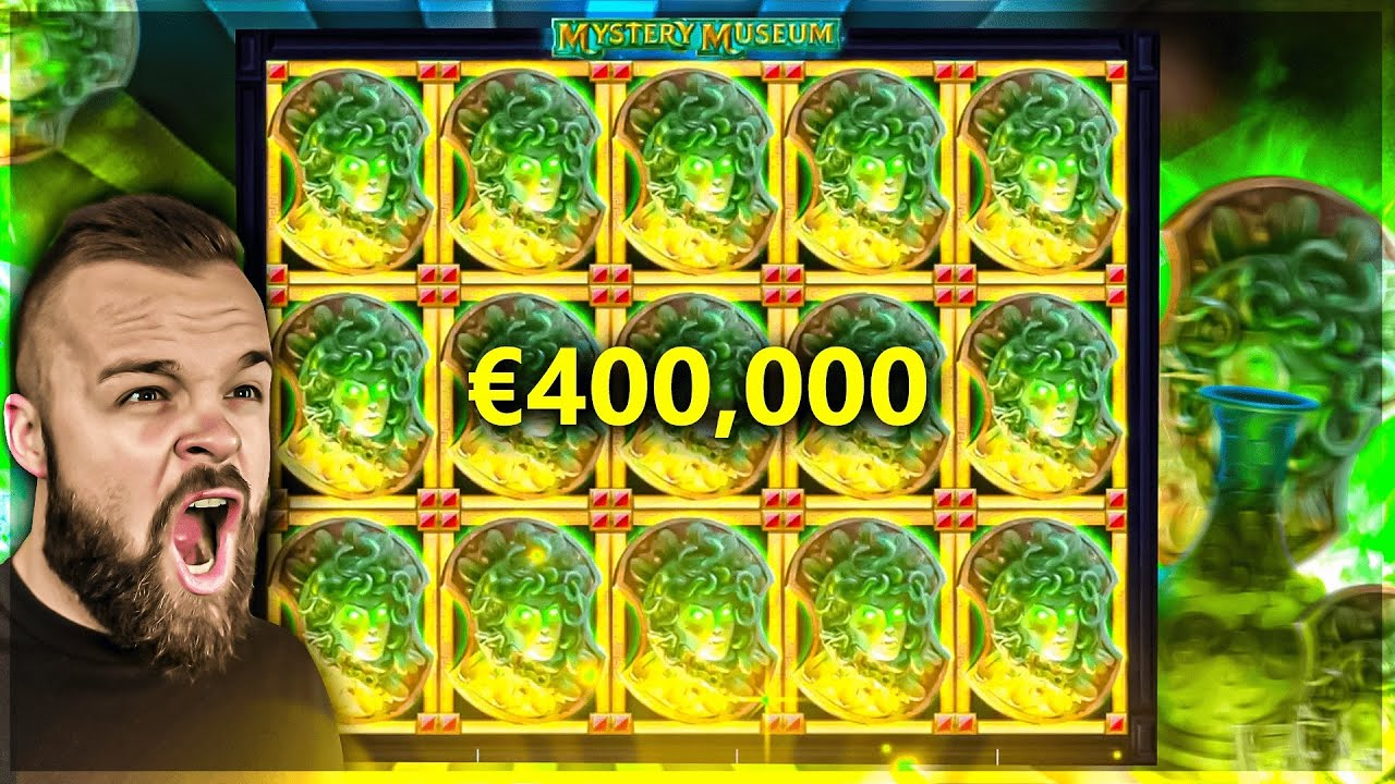 $400.000 WORLD RECORD WIN on Mystery Museum 😱 Biggest Wins Of The Week 18