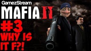 Victrix plays Mafia 2! - #3 WHY IS IT F?! Thumbnail