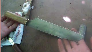 Анбоксинг. Нож + бонусы