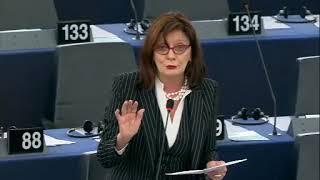 Intervento in aula di Patrizia Toia sull'equilibrio di genere nelle nomine nel settore degli affari economici e monetari dell'UE