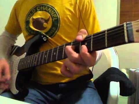 Shiina Ringo - Ariamaru Tomi [guitar cover + Chords]