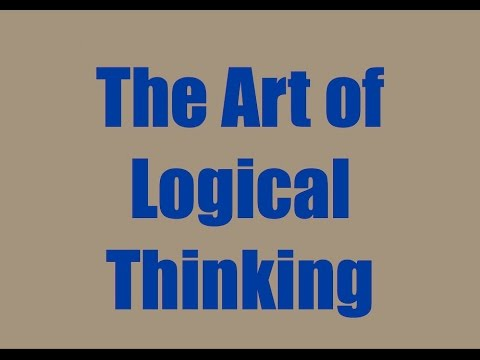 Intro to Video Series: WW Atkinson - The Art of Logical Thinking Mp3