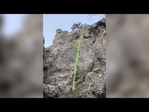 Klettern am Peilstein