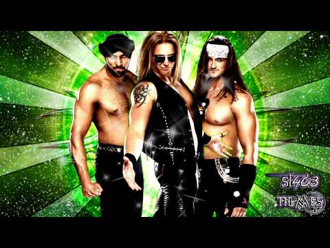 3MB New 2nd WWE Theme Sg  Three Man Band High Quality + Download Link ᴴᴰ