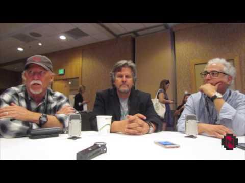Jim Kouf, David Greenwalt, and Norberto Barba SDCC 2015 Press Roundtables