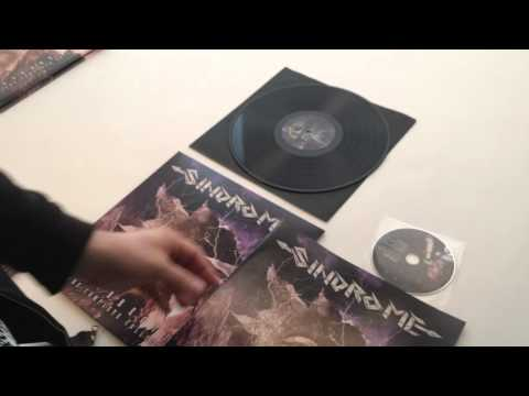SINDROME - Resurrection - The Complete Collection (Unpacking)