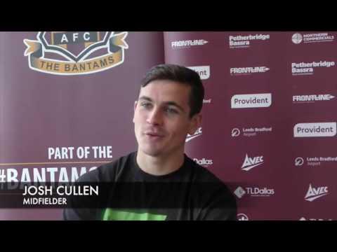Josh Cullen on 'that' chant