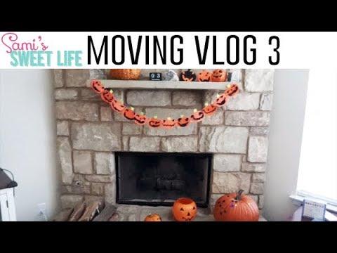Moving Vlog #3 | Getting Organized & Two New Washing Machines VLOGMAS DAY 5