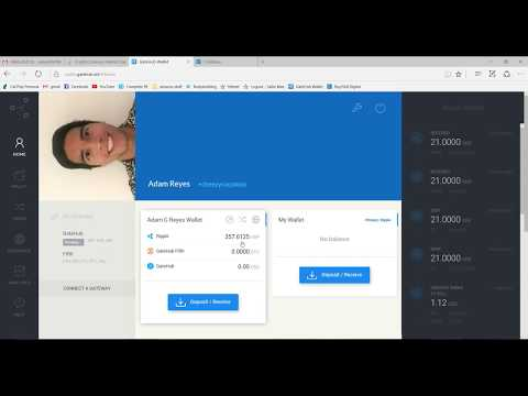Getting Started with Gatehub Ripple Wallet Trading Part 1