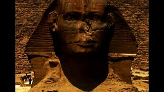 huge alien discovery at giza pyramid giant effigy of horus discovered at giza