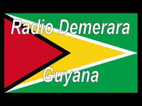 Radio Demerara, Guyana.  Idents and Jingles from the 1970's