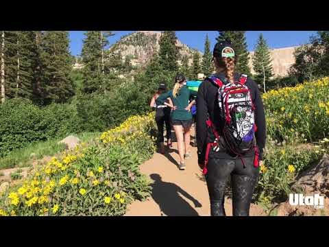 Amazing Hikes Near Salt Lake City - Brighton Lakes Hike - Big Cottonwood Canyon, Utah