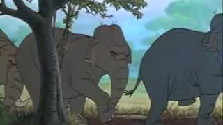 elephant march #1 Jungle Book