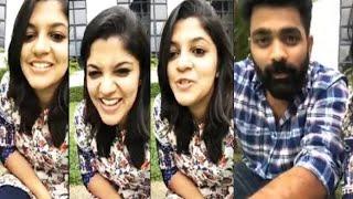 ലൈവില് വെറുതെ പടിയതാ വൈറലായി - Aparna Balamurali singing beautiully Kamuki Movie Review